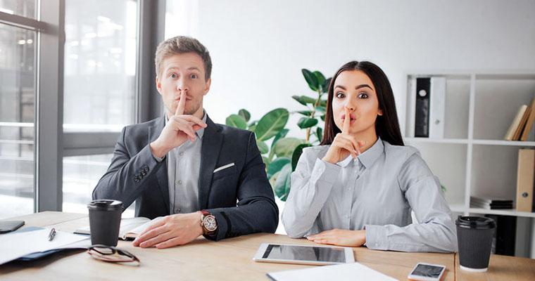 Les silences dans le management